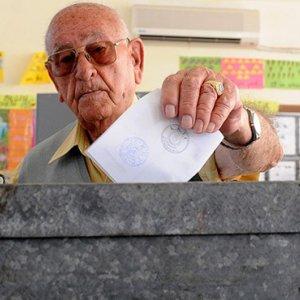 Turkish Cypriots Vote