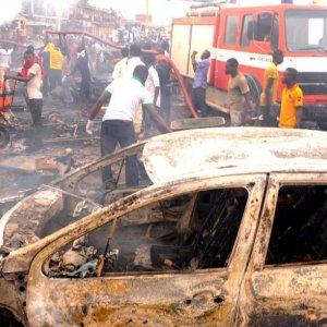 Twin Bombs Kill, Injure Dozens in Nigeria