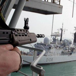 Britain Expanding Military Presence in Bahrain