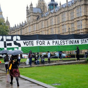 UK Parliament Recognizes Palestinian State