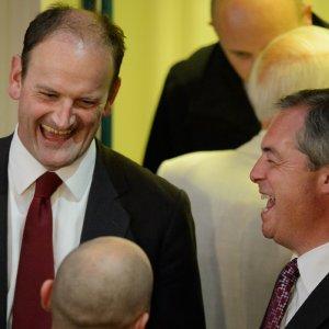 Eurosceptics Win  Landmark UK Victory