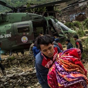 UN: Only 5% of Nepal Quake Funds Received