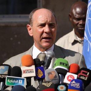 UN Calls for Lifting Israel's Gaza Siege