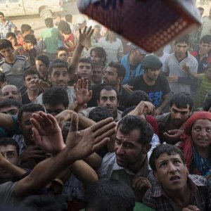 UN Urges Europe to Open Borders to Syrians