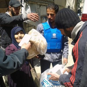 Aid to Yarmouk