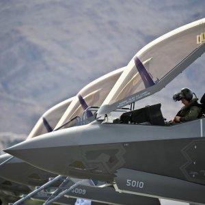 USWillDeliverStealth FighterJetstoIsrael