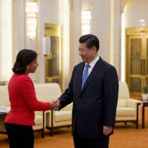 US, China Security Leaders Spar Over Jet Maneuvers