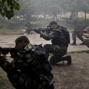 Deadly Shelling in E. Ukraine