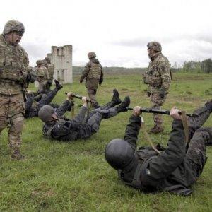 US to Train Ukrainian Troops