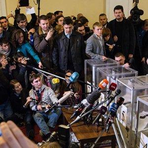 Pro-EU Parties win Ukraine Elections