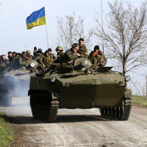 Fresh Violence  in E. Ukraine