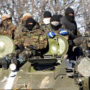 Ukrainian Troops Retreat From Besieged Debaltseve