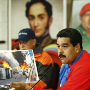 Venezuela Accuses US of Conspiracy