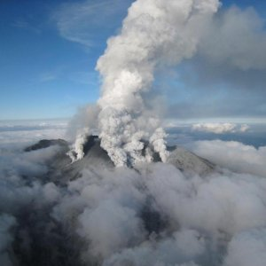 Search Suspended Again as Japan Volcano Eruption Intensifies
