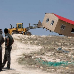 West Bank Village Challenges Israel's Iron Grip on Planning