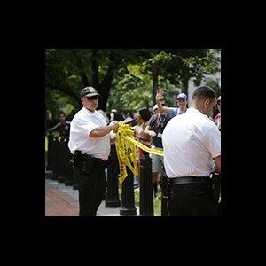 White House Briefly Evacuated