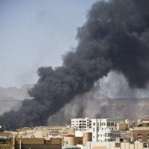 Yemeni Family Killed in Saudi-Led Airstrike
