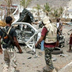 IS Claims Deadly Car Blast in Yemen