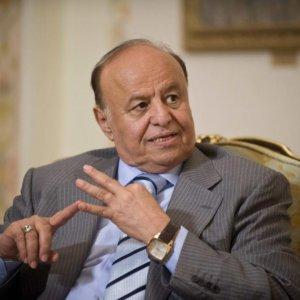 Former Yemen President Flees the Capital