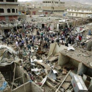 "Saudi-Led Yemen Raid ""Apparent War Crime"""