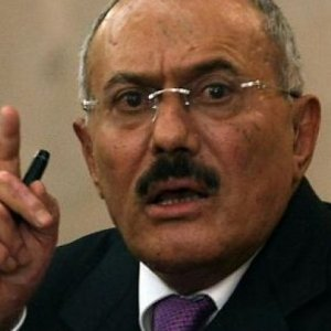 Saleh Welcomes Swiss Peace Talks