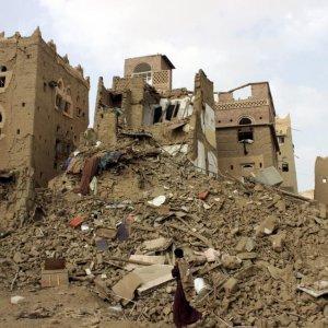 36 Yemeni Civilians Killed in Saudi-Led Air Raids