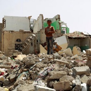 45 Dead in Saudi-Led Raids on Yemen