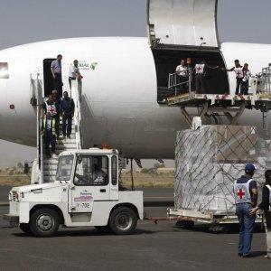 Aid Agencies May Stop Yemen Work