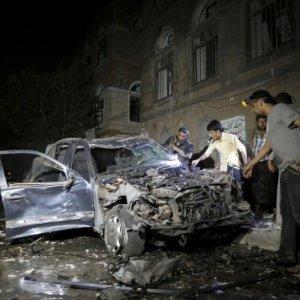 Saudi-Led Bombers Kill 200 Yemenis in 1 Day