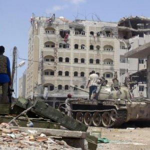 Civilian Death Toll Rising in Taiz