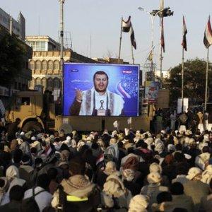 Houthi Leader Hails 'Revolution'