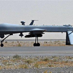 US Intelligence Drone Crashes in Yemen
