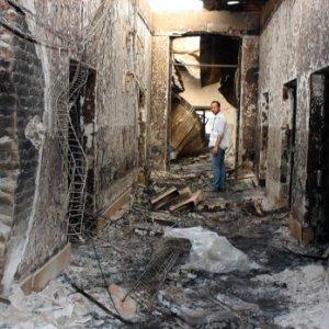 MSF: Yemen Hospital Hit by Saudi-Led Airstrike