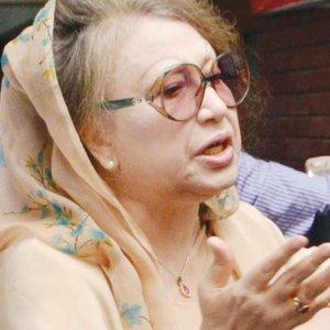 Zia Accused of Arson Attack