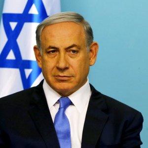 UK Security Operation Over Netanyahu Visit
