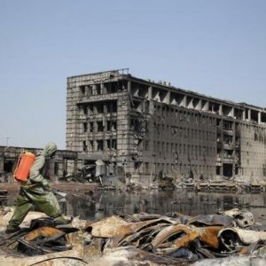 China to Build Monument in Tianjin