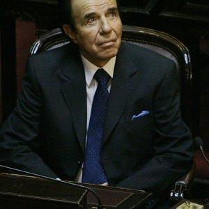 Menem Refused to Testify in  AMIA Trial