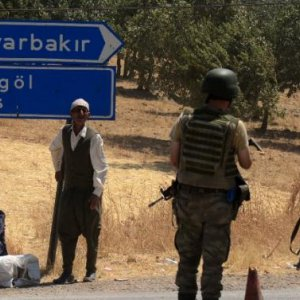 PKK Attack Kills Two Turkish Police officers