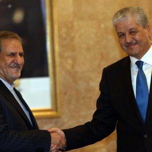 Algeria Seeks Broader Economic Ties