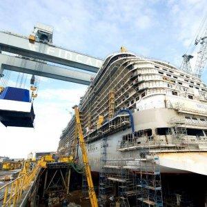 Marine Agreements With Italy's Fincantieri