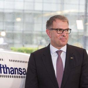 Lufthansa CEO to Visit