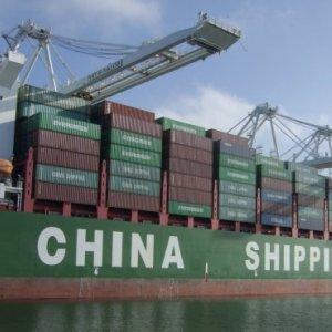 New China-Iran Shipping Route