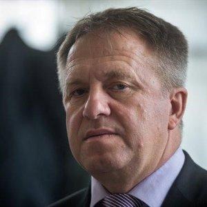 Slovenia's Economy Minister in Iran