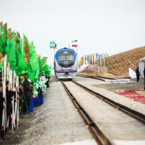 Iran Provides Transit Route for C. Asian States