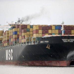 Container Ships Prepare to Steam Into Iran