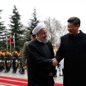 Beijing Makes Sure Ties Stay Strong