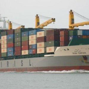 Exports via Bandar Lengeh