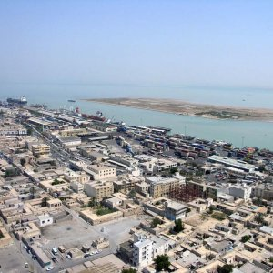 Work Commences on Bushehr Seaport, Container Terminal