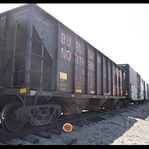 1,500 Railcars Running Again
