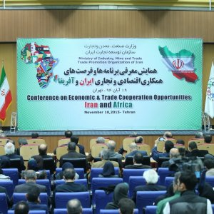 Iran Eyes Opportunities in African Continent